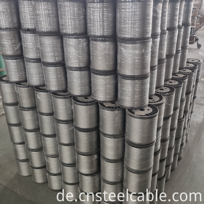 Warehouse Of Seel Wire Rope