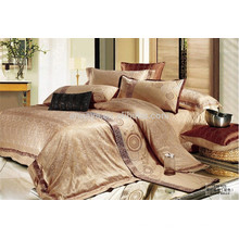 Ensemble de literie jacquard luxueux Queen and King Size from China Factory