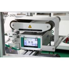 Ultrasonic heat 3ply mask machine