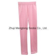 Kind-Baumwoll-Stoff zuschneiden und Nähen Legging