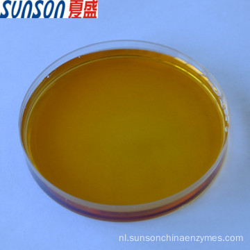 Wide temperature destarch alpha amylase enzyme for textile