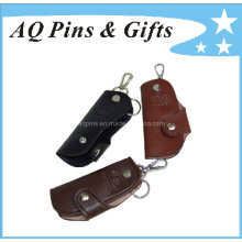 Leather Bussiness Key Case Without Logo