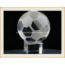 Fútbol de cristal