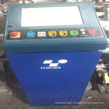 Hot Sale Used Japan Toyota610 190cm Air Jet Loom Machinery