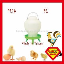 Ball Type Drinker 9L Wih 3 Legs Durable Chicken Poultry Drinker