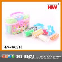 Brinquedos educativos DIY brinquedo de argila handmade brinquedos da argila do doh do jogo