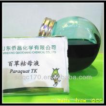 Factory direct supply paraquat 45% TK,Paraquat 42% TK ,Paraquat 20%SL
