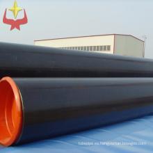 pipa de acero tubo/API API carbón tubo acero sin costura/api 5l x70