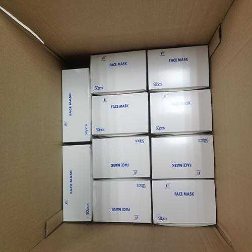 2000pcs carton medical face masks