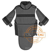 Ballistic Vest with Full-Protection Meets ISO Standard