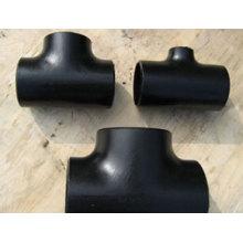 Dnv High Quality Carbon Steel Equal Tee (Ajuste de soldadura a tope)