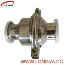 Сантехнический контрольный клапан из нержавеющей стали