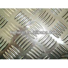 Toiture en tôle d'aluminium à haute qualité