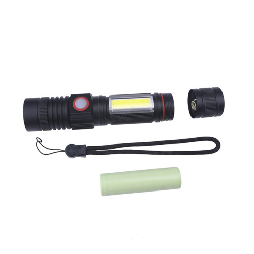 Nuevo 10 vatios T6 COB Led Flash Light