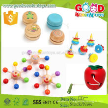 Lovely Small Size Wooden Toy Kids Promotional Gifts Wholesale
