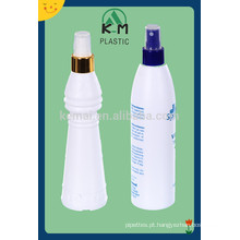 Novo produto pet clear plastic cosmetic spray pump bottle
