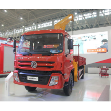 Dongfeng Chassis 8 Tonnen Mobilkran