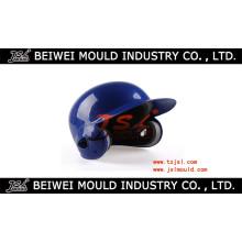 Customize Plastic Injection Baseball Helmet Mould
