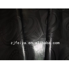 Black Color 2014 New Fashion 100%Cotton Damask Shadda Bazin Riche Guinea Brocade African Fabric Nigeria Garment Style