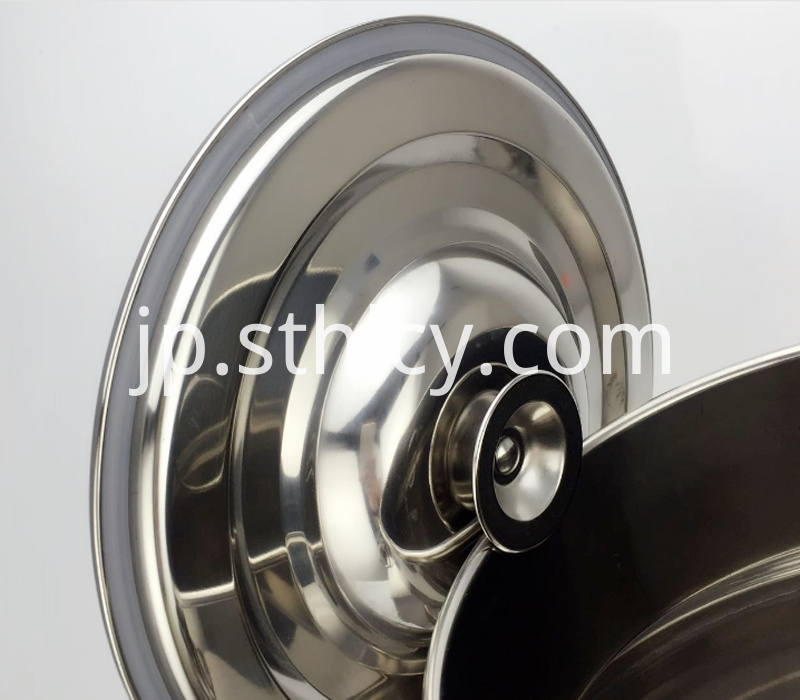 304 Stainless Steel Oil Drum With Cover