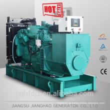 160kw baixo preço de alta qualidade Produzido por CUMMINS motor 200kva gerador