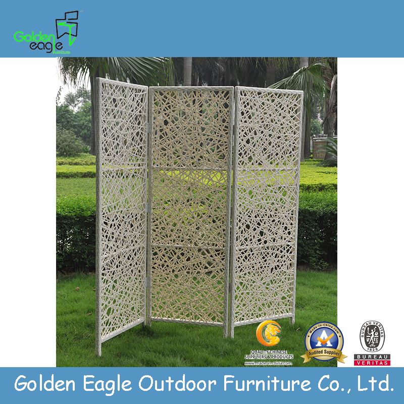 Garden Wicker Screen