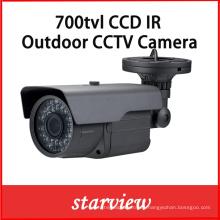 700tvl Sony CCD al aire libre de infrarrojos Bullet cámara de seguridad CCTV (W25)