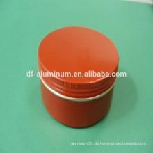 Beste Qualität Kosmetik Aluminium Gläser