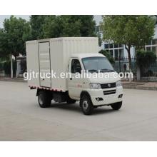 Dongfeng marca 4X2 drive camioneta para 6-18 metros cúbicos