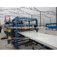 Service après-vente fourni et nouvelle condition eps machine de production de panneaux sandwich