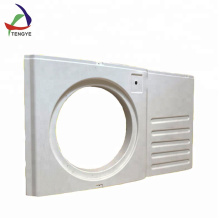 plastic air condition cover air conditioner shell