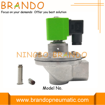 DMF-Z-25 1 '' Inch Aluminium Alloy Dust-Collector Pulse Valve
