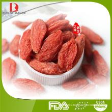 China high quality organic goji berries/wolfberry/medlar//wholesale lycium