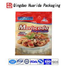 Bolsas de empaquetado plástico de la comida de la fuente de China