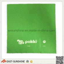 2014 изготовленная на заказ ткань для линз замши OEM (DH-MC0324)