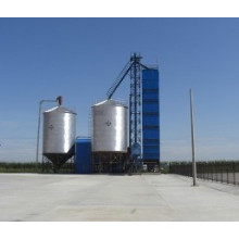 Tipo de Torre Alta Qualidade 20-25t / H Dry Mix Mortar Linha de Produção -Alta Eficiência!