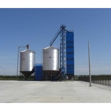 Tower Typ Hochwertige 20-25t / H Trockenmischung Mörtel Produktionslinie -High Efficiency!