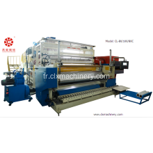 2000mm Emballage Film Line Making film PE