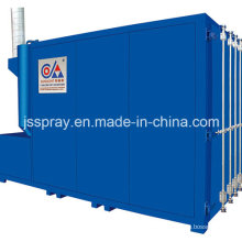 Industrial Heat Cleaning Oven System for Metal Parts