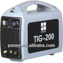 CE-geprüfte Hochfrequenz-Tig-Schweißmaschine