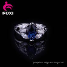Fábrica al por mayor Fashion Gemstone Rings Design