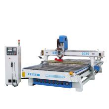 Wood CNC Engraving Machine Ele 2040 Atc CNC Router 2000*4000mm Jinan Heavy Duty 3D Woodworking Machine