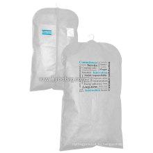 PP Non сплетенная крышка одежды (HBGA-11)