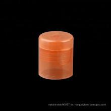 Tapa abatible de plástico color personalizado 24/415 para botella