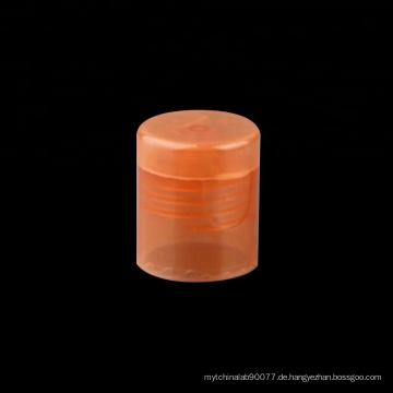 24/415 Farbe benutzerdefinierte Kunststoffkappe Flip Top für die Flasche
