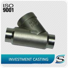 codo de acero inoxidable ss304 / ss316l