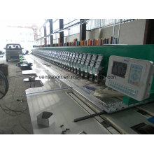 445 165 * 330 * 1200 flach Stickmaschine