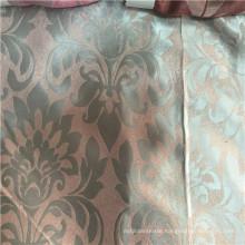 New Item Jacquard Blackout Curtain Fabric