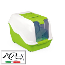 MPS Italy Plastic Toilet Training cat Litter Tray