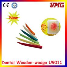 Espacio Dental Cuña de Madera / Material Dental Desechable